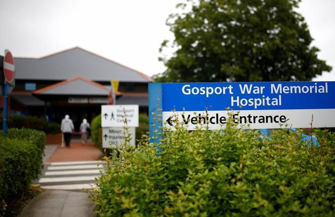 Una investigación indica que en el Hospital Gosport War Memorial