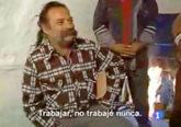 Juan Heredia, en la entrevista del programa de TVE 'Comando...