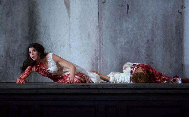 La angustia de 'Lucia di Lammermoor' en el Teatro Real