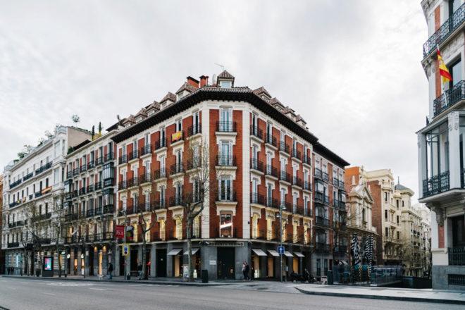 956f0c89b La calle de Serrano, en Madrid, destaca como una de las favoritas para el  comprador acaudalado. JJFARQ