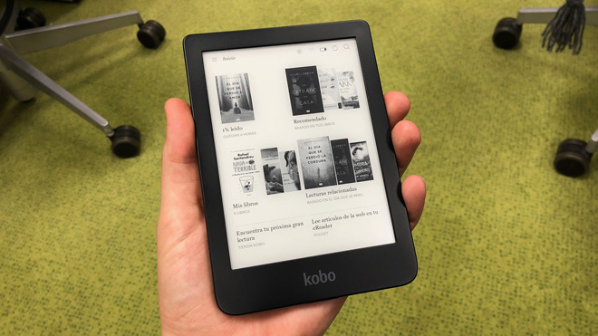 Kobo Clara HD, la mejor alternativa al Kindle