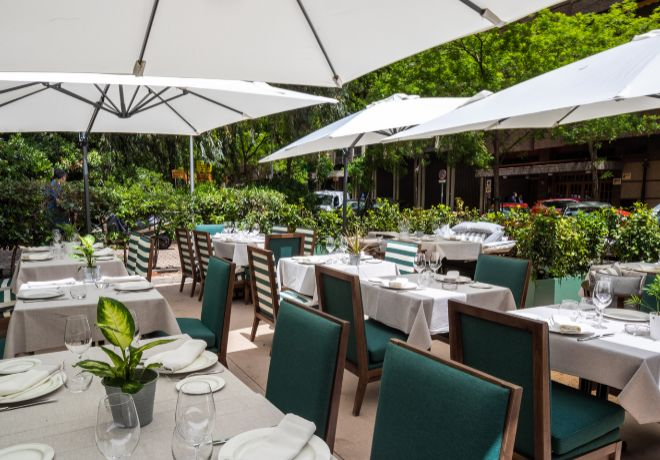 Restaurantes Con Terraza Todas Las Novedades De 2018