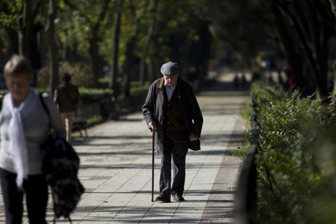 Declive de la población españolaLas muertes superan por primera vez