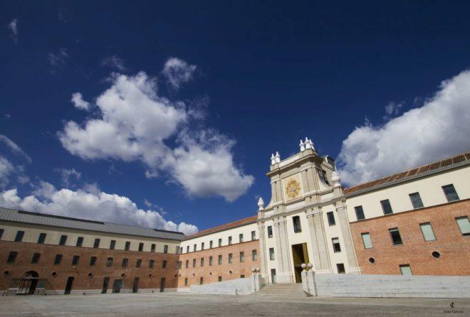 El cuartel del Conde Duque de Madrid.