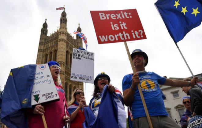 Airbus se harta del `Brexit` y se prepara para abandonar