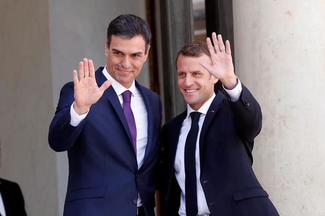 """Pedro Sánchez: el encuentro en Tarragona con el Rey y Torra muestra """"la voluntad de recomponer relaciones"""""""