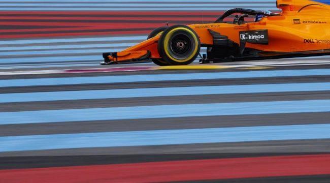 Bochorno de McLaren en Paul Ricard, con Alonso y Vandoorne fuera de la Q2