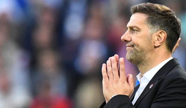"""El técnico serbio atiza la gresca política: """"Ese árbitro debería ser juzgado por el Tribunal de La Haya"""""""