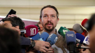 "¿Marihuana con denominación de origen España? Un negocio que Iglesias ve ""interesante"""