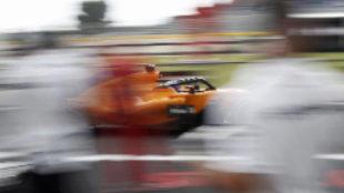 """El hastío de Alonso: """"Nada fue mal. Estamos donde estamos"""""""