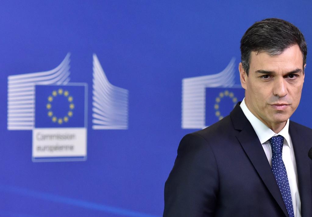 """Pedro Sánchez debuta en Bruselas y ve """"un buen paso adelante"""" en materia de inmigración"""