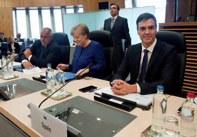 La reunión informal de algunos jefes de Estado y de