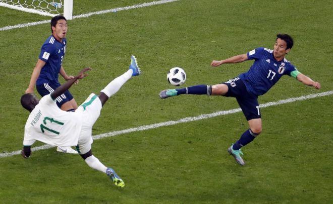 Japón es líder del Grupo H por `fair play`.Japón y