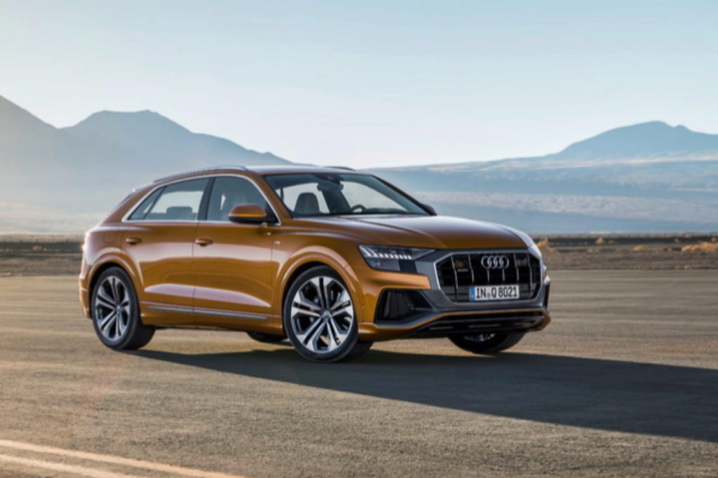 Audi Q8 Un Todocamino Hecho A La Medida Motor