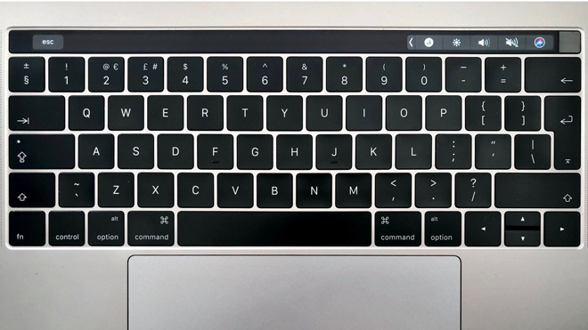 no funciona el teclado de mi laptop mac