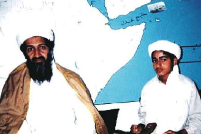 Foto de archivo de Osama Bin Laden