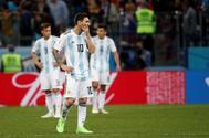 Nigeria - Argentina, en directo
