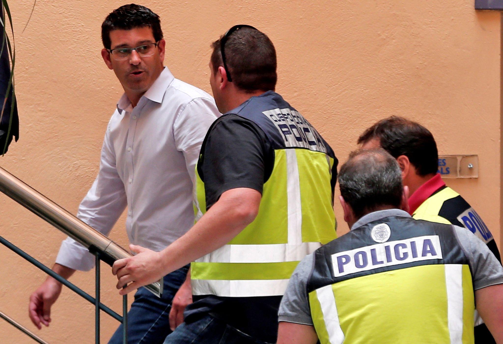 Estalla otro caso de corrupción en el socialismo valenciano