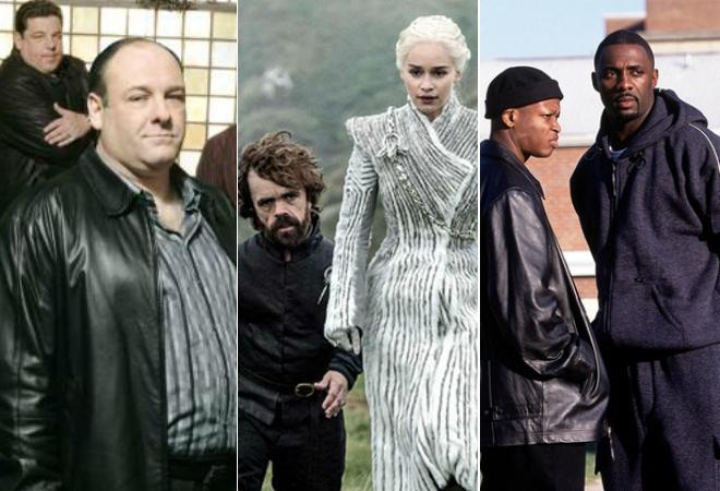 Imágenes de Los Soprano, Juego de Tronos y The Wire, entre las...