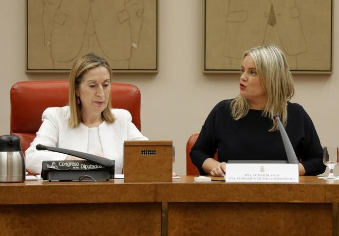 Marimar Blanco, presidenta de la Fundación de Víctimas del...