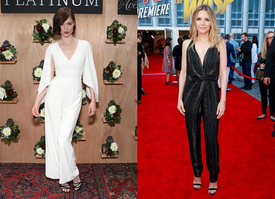 Esta semana dos celebs, Coco Rocha y Michelle Pfeiffer, han demostrado...