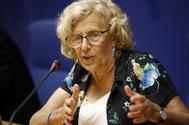 Madrid: la 'tangente' de Carmena