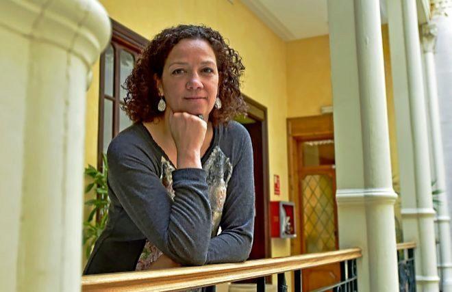 La consellera de Hacienda y Administraciones Públicas, Catalina Cladera.