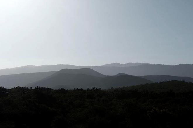 el Valle de Tehuacán-Cuicatlán, en México, que ha sido declarado...