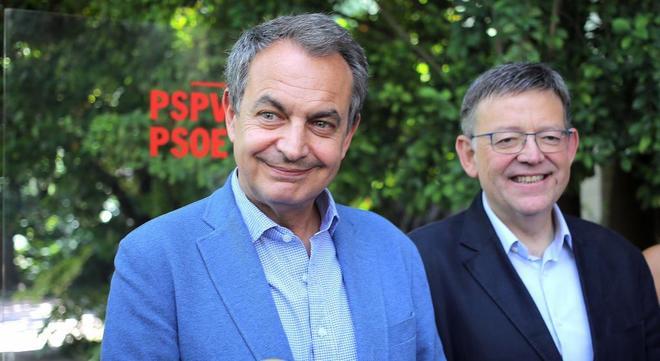 El Pp Plantea Que Comparezcan Puig Y Zapatero En El Senado Por La