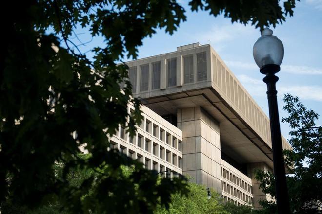 Sede del FBI en Washington.