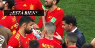 ¿Intentó evitar Diego Costa que Koke lanzara el penalti?