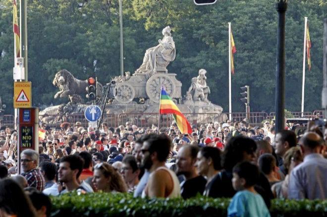 Contacto Gay Cortes Madrid