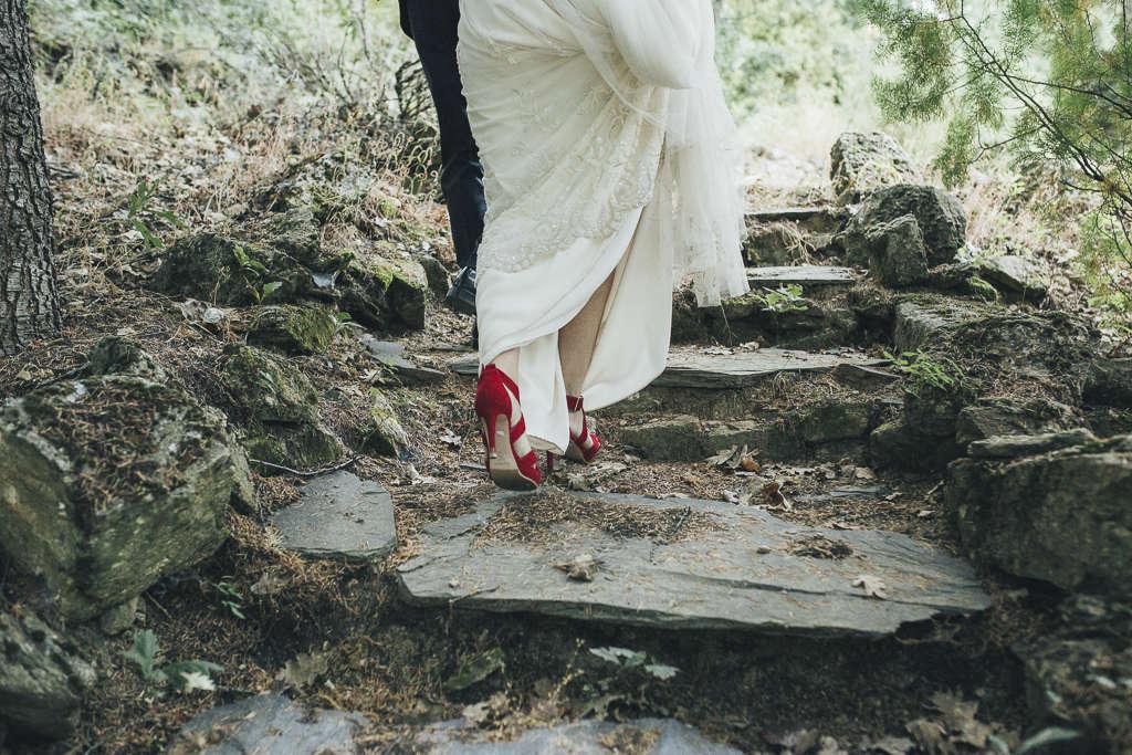 BODAS  ¿Acertar con los zapatos de novia perfectos  Las claves para ... 0d138ae19a18
