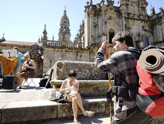 Camino de Santiago  cómo conseguir la Compostela en cinco días  245906ecc50