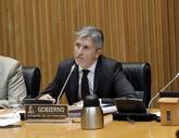 Fernando Grande-Marlaska, en la Comisión de Interior del Congreso de...