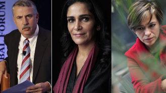 Thomas L. Friedman, Lydia Cacho y Anabel Hernández, reconocidos por...