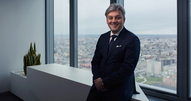 Luca de Meo, presidente de Seat, máximo responsable del Grupo Volkswagen en España