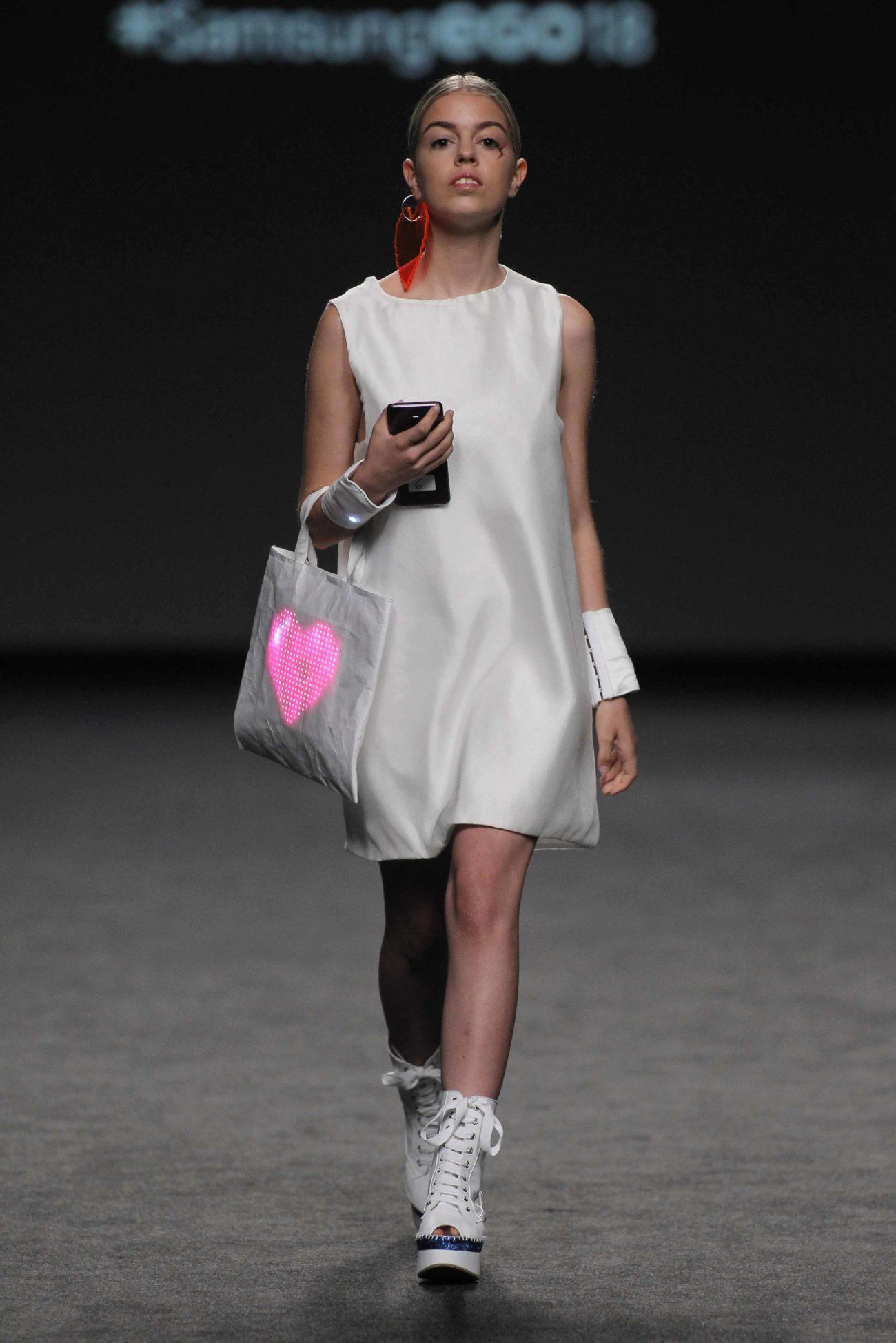 Samsung EGO - Mercedez-Benz Fashion Week - Constanza + LAB