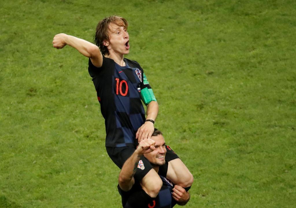 Modric, como Hazard y Kanté juntos