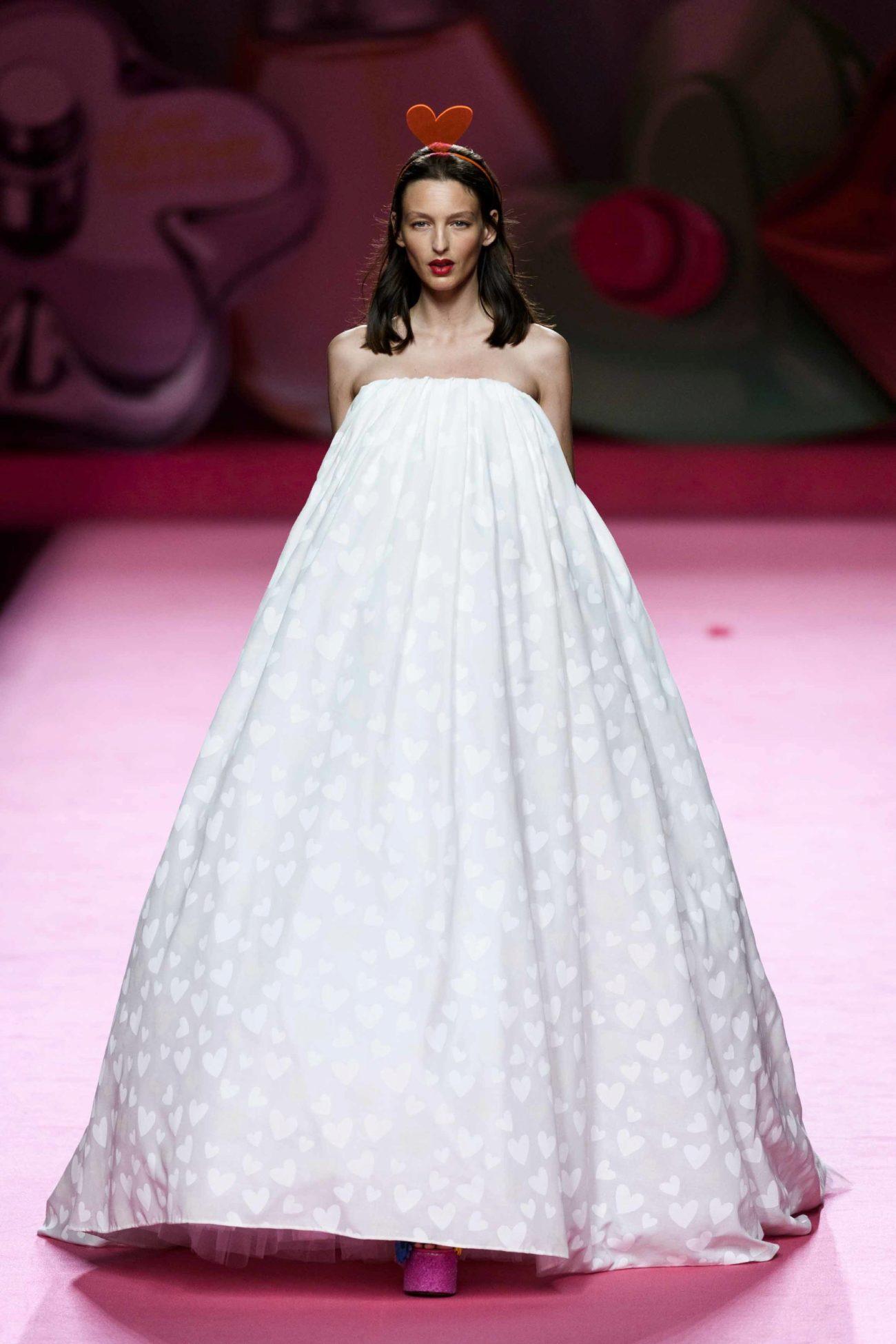 Mercedes-Benz Fashion Week Madrid - Agatha Ruiz de la Prada -...