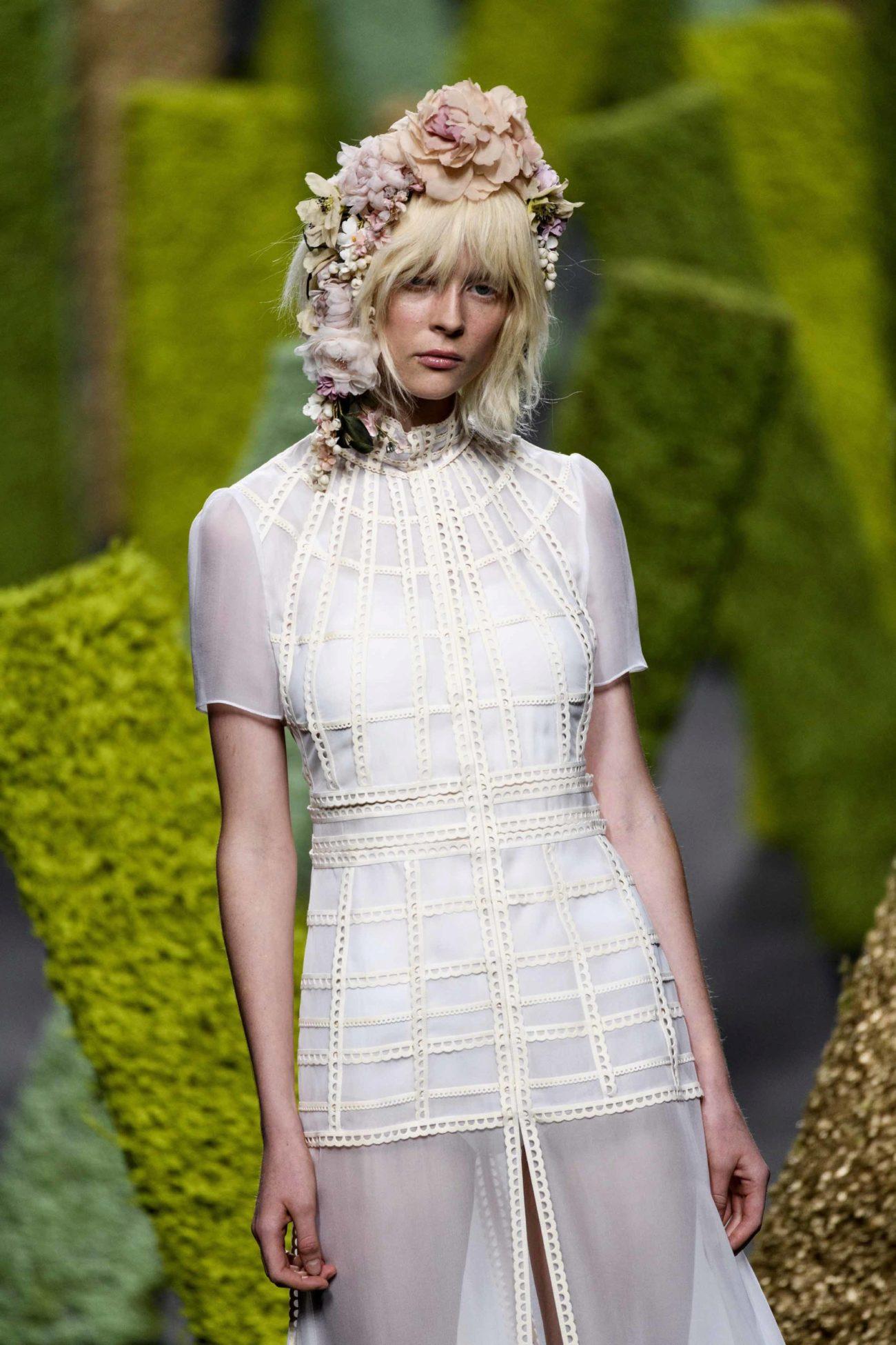Mercedes-Benz Fashion Week Madrid - Teresa Helbig - Primavera-verano...