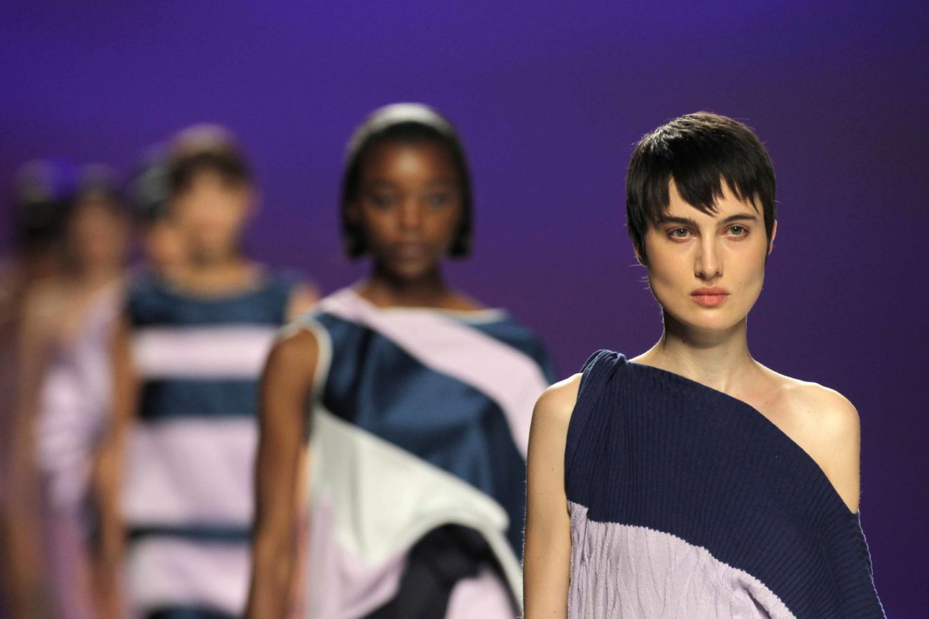 Mercedes-Benz Fashion Week Madrid - Ulises Mérida - Primavera-verano...