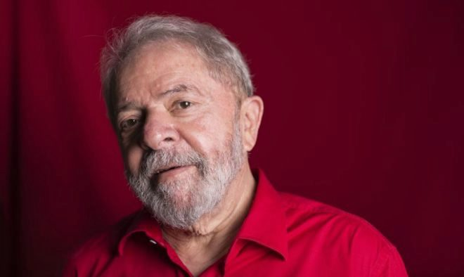 El ex presidente de Brasil, Lula da Silva, en una imagen de octubre de 2017.