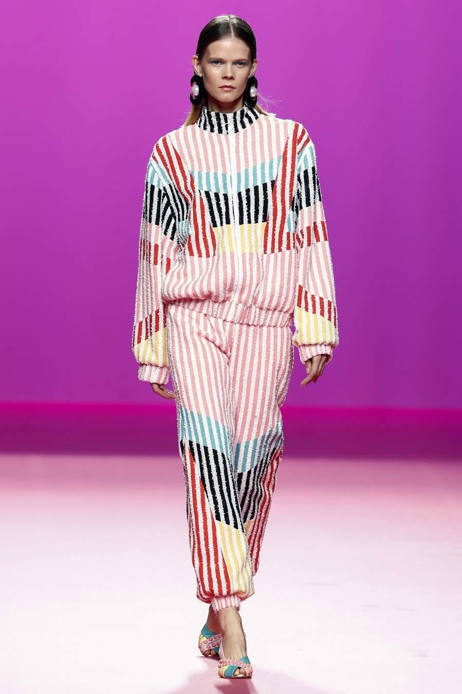 Mercedes-Benz Fashion Week Madrid -María Escoté - Primavera-verano...