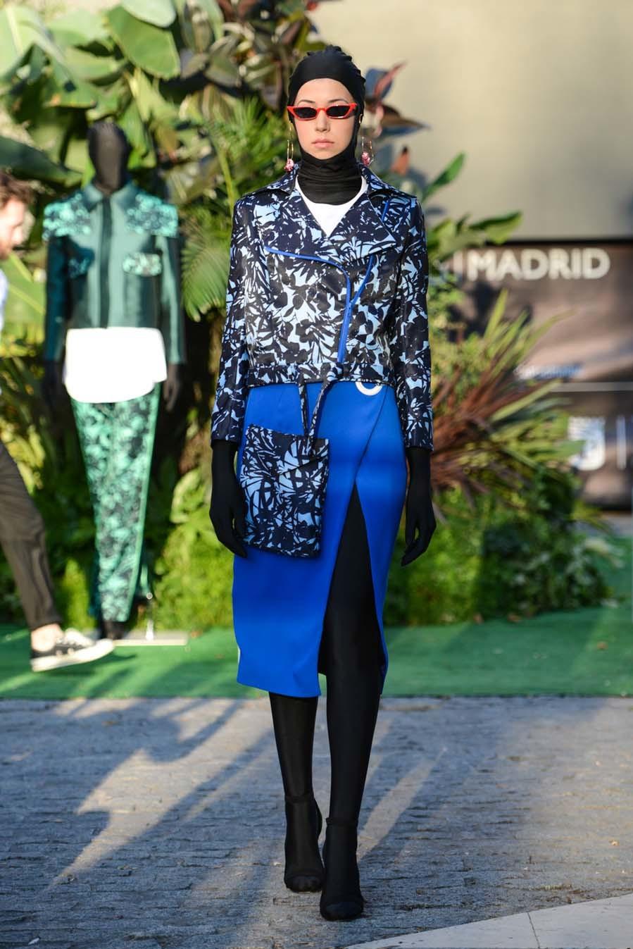 Desfile JC Pajares - Madrid Fashion Week - Colección primavera-verano...