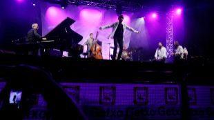 Chano, Michel Camilo y Tomatito encumbran el Festival Getxo Jazz