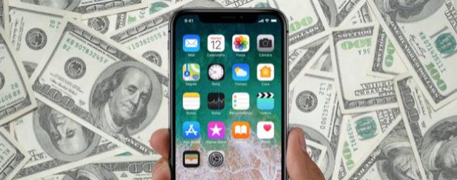 El iPhone es el teléfono de los ricos