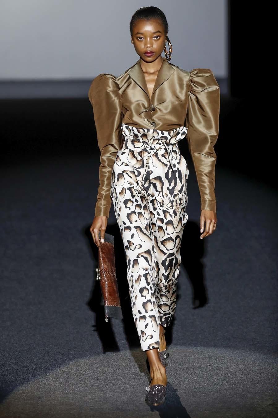 Desfile Malne - Madrid Fashion Week - Colección primavera-verano 2019