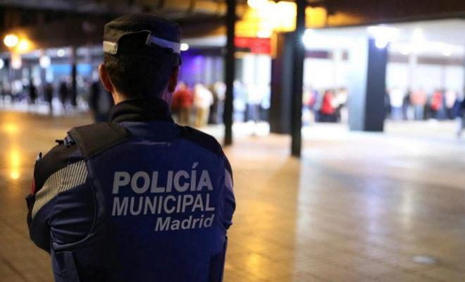 La Policía Municipal de Madrid ha detenido en un hotel