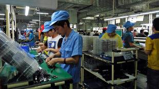 Samsung construye en India la mayor fábrica de móviles del mundo
